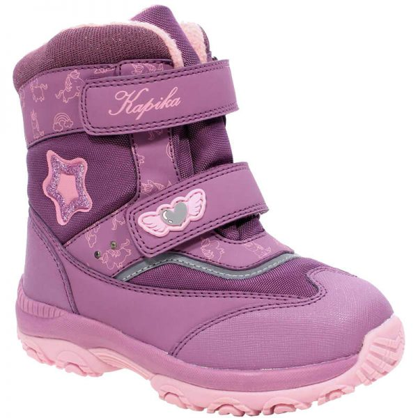Ботинки Капика для девочки