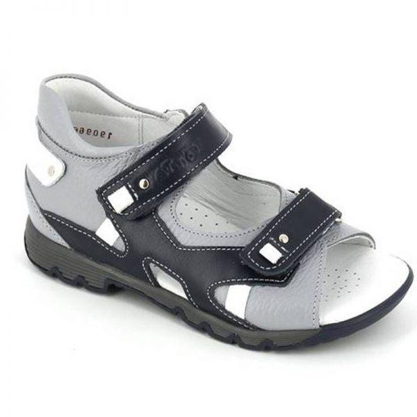 Профилактические сандалии для мальчика
